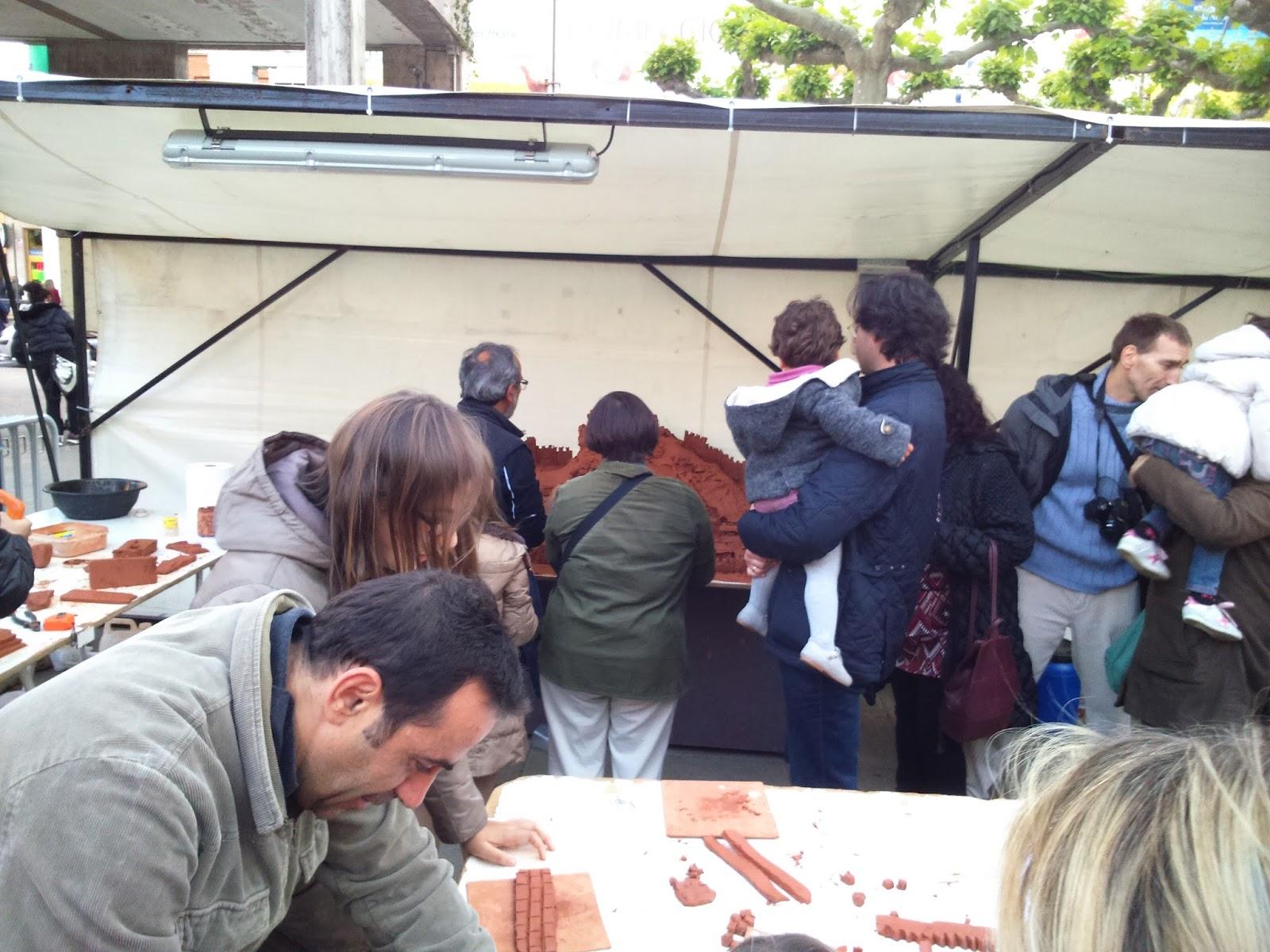 Colectivo de artesanos de burgos coarte mayo 2015 for Ceramicas burgos