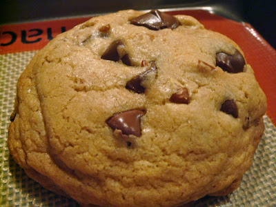 America's Test Kitchen Perfect Chocolate Chip Cookies