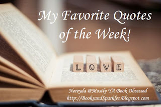 Favorite Quotes of the Week! (4)
