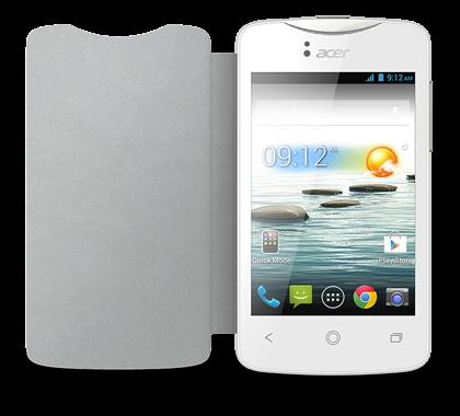 Acer Z3 Duo Liquid Blanc Comparatif Smartphone