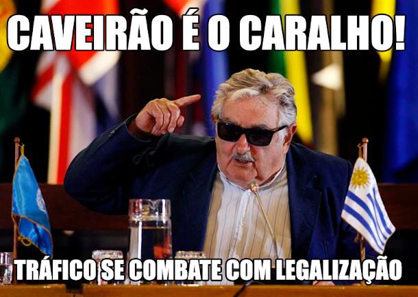 Mujica legaliza maconha no Uruguai e diz que 'viver é experimentar