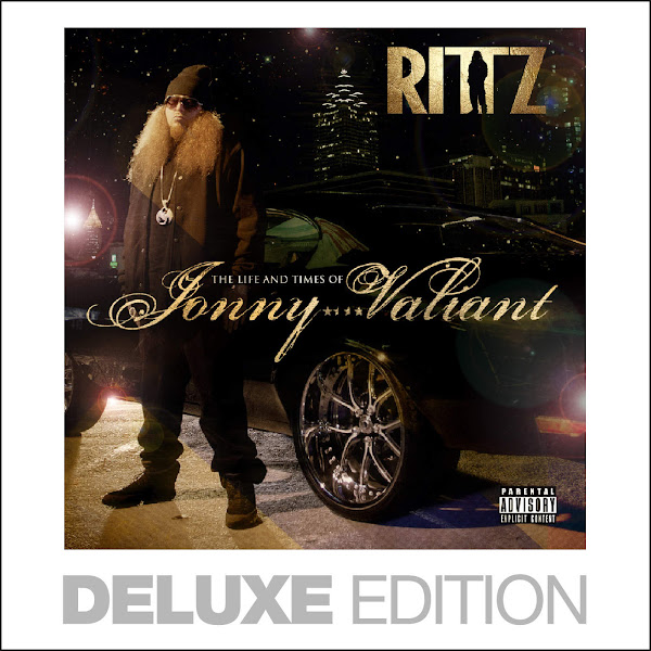 Rittz - The Life and Times of Jonny Valiant (Deluxe Edition) Cover