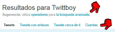 Twitter búsqueda 01