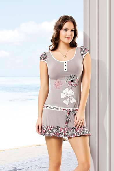 Домашняя Одежда Туники Доставка