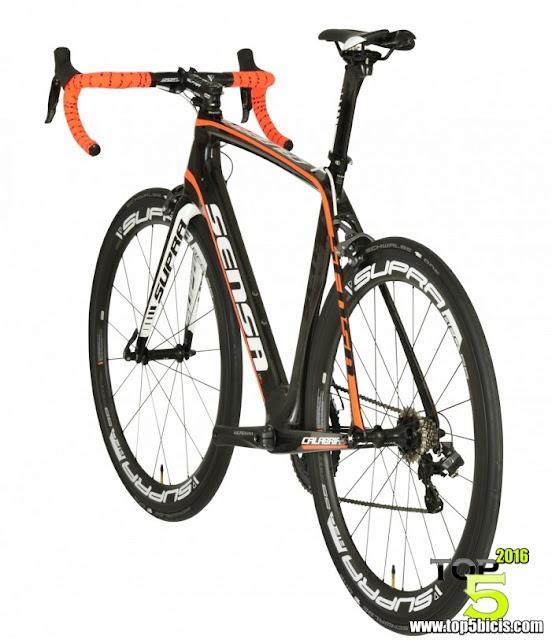 SENSA CALABRIA SHINY CUSTOM, otra gran bici