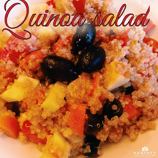 www.alysonhorcher.com, alysonhorcher@gmail.com, ultimate reset, quinoa salad, ultimate reset recipes, healthy salads