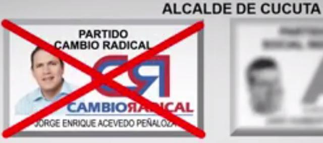 Pasos para votar y elegir a Jorge Acevedo Alcalde de Cúcuta « Elecciones 25Oct2015 ☼ FélixContrerasTV
