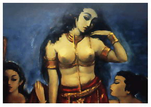 Karya Lukisan Agus Djaya Suminta