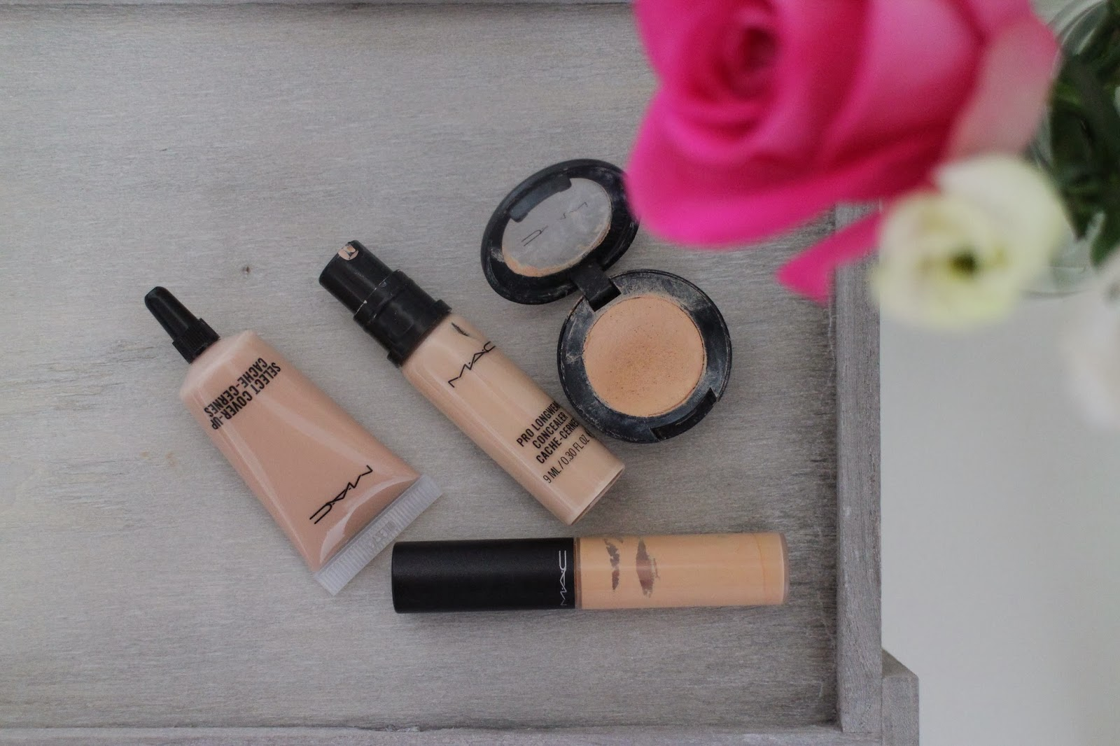 MAC Concealer review l'amour josie