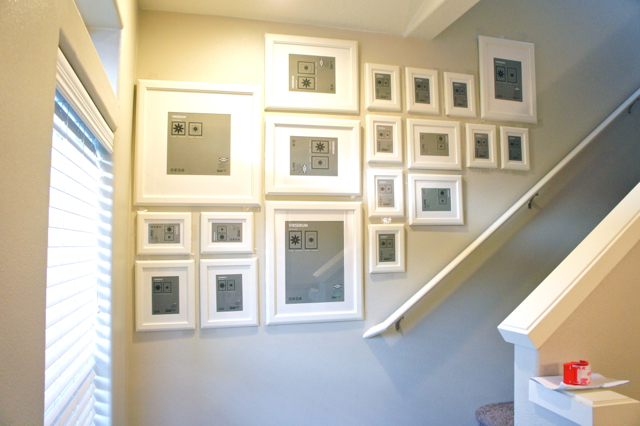 Pretty Dubs: HOW TO MAKE A GALLERY WALL