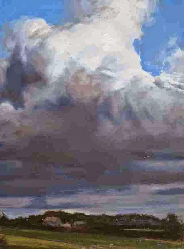 Традиции классической живописи. Daniel Graves