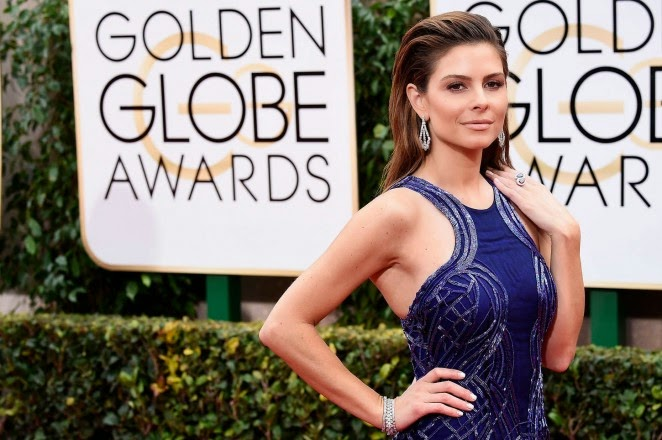 We just hope to pay on fully cash for the piano from Casablanca as Maria Menounos putting her right night for the event at Beverly Hills, CA, USA on Sunday, January 11, 2015.