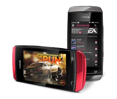 Spesifikasi dan Harga Handphone Nokia Asha 306