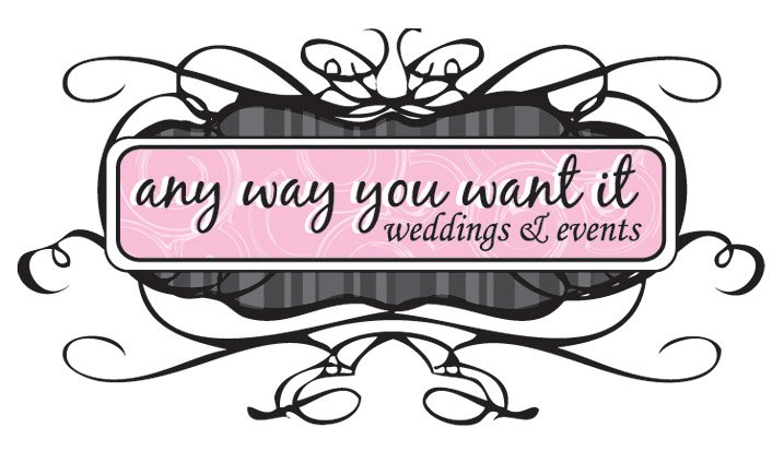 Any Way You Want It Weddings & Events - Website