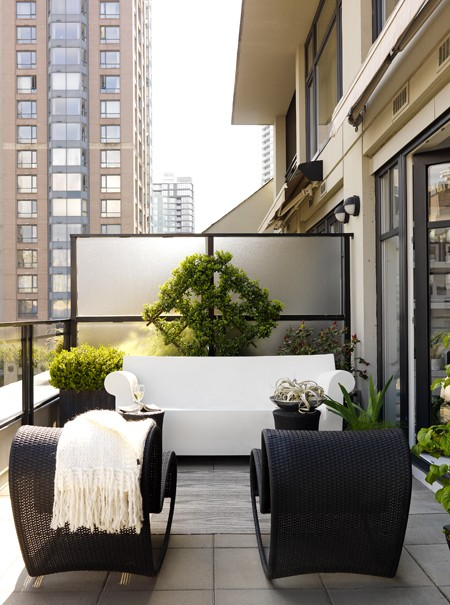 Parkdale ave beautiful balconies for Outdoor balcony decorating ideas