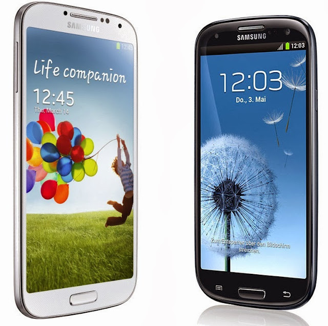 Samsung Galaxy S3 or S4