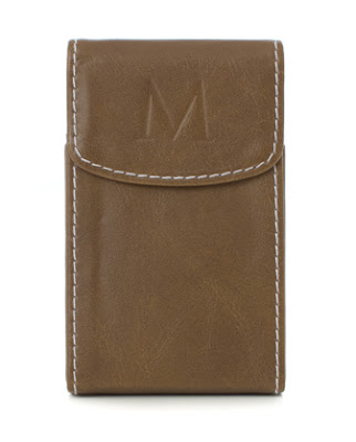 Miche Men's Business Card Holder