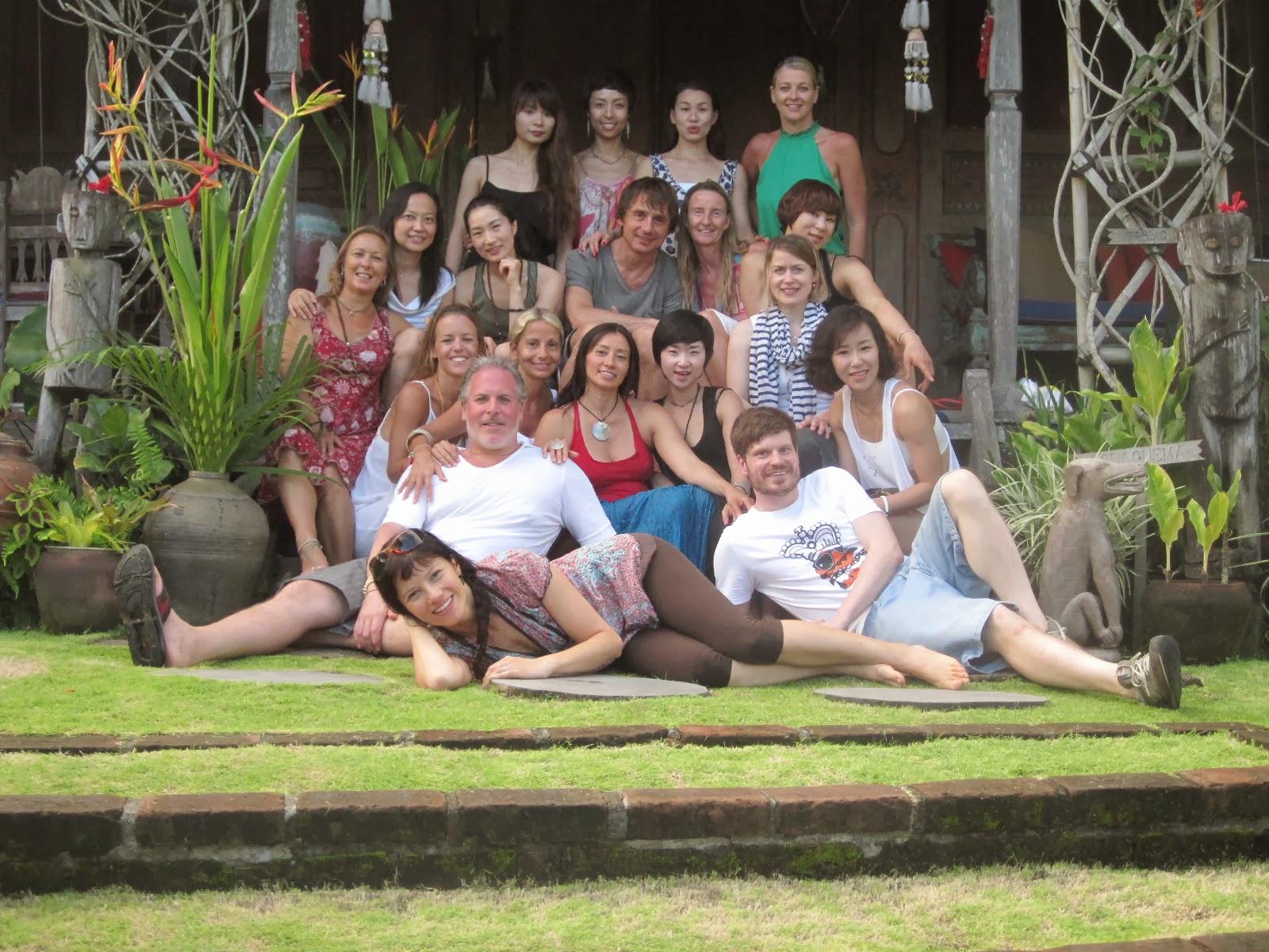 Twee Yoga Retreat March 2013 - Desa Seni Bali