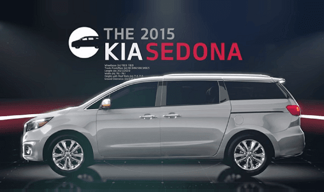 The 2015 Kia Sedona [video]