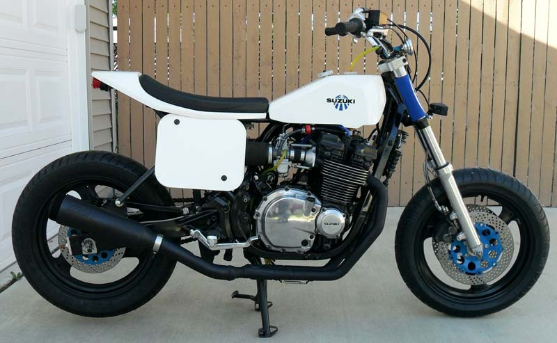 how to build a street tracker