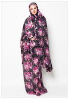 Koleksi gambar model baju jilbab mukenah wanita muslim