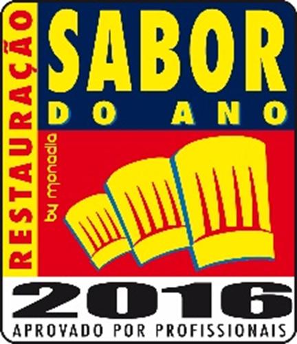 Divulgação: Sabor do Ano 2016 com selo Horeca - reservarecomendada.blogspot.pt