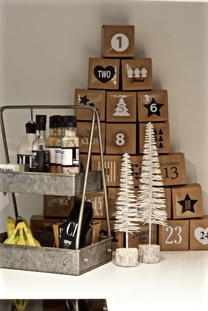 nicolas vahe, house doctor, zicos, keittiö, valkoinen sisustus, minimalistinen, joulu