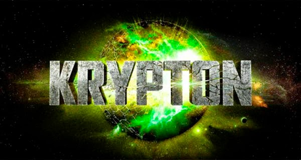 Logo serie Krypton
