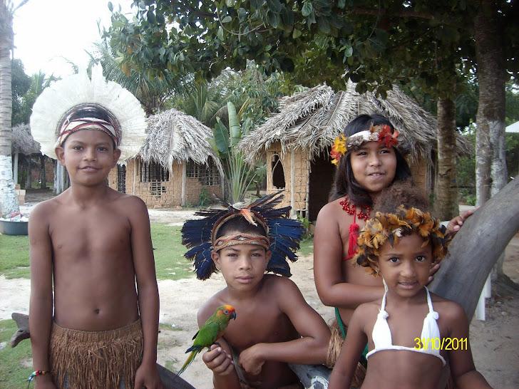 aldeia Pataxó