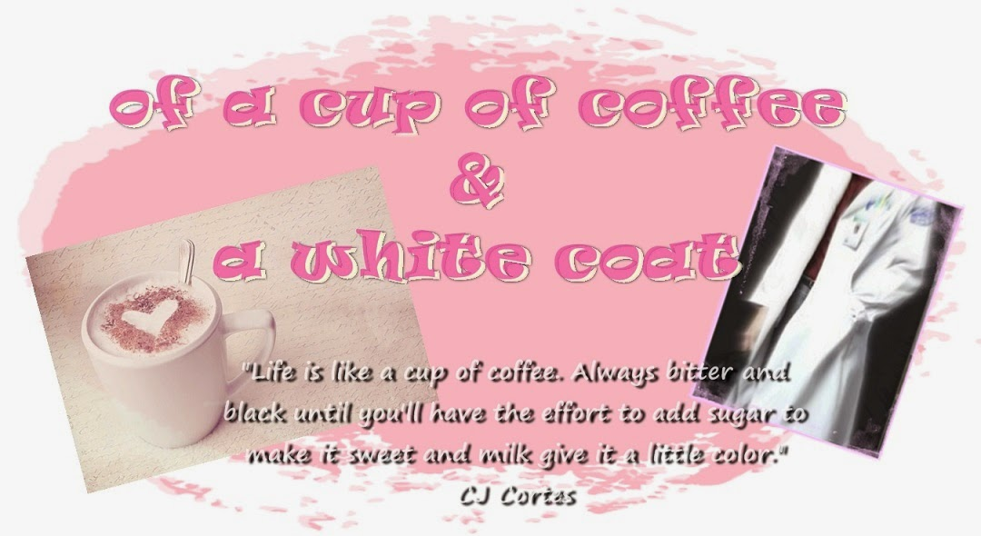 Hamba dan Khalifah Allah (of a cup of coffee and a white coat)