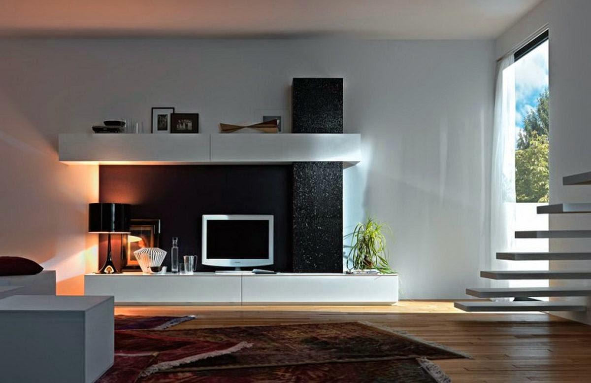 Стенки под телевизор дизайн