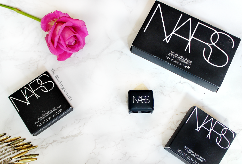 NARS Haul May 2015 the blushing giraffe