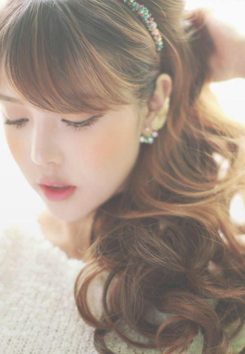 aqu las mejores imgenes de peinados de mujeres japonesas o coreanas como fuente de inspiracin