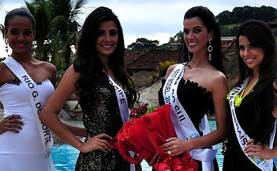 miss rio grande do sul juceila bueno won the best model