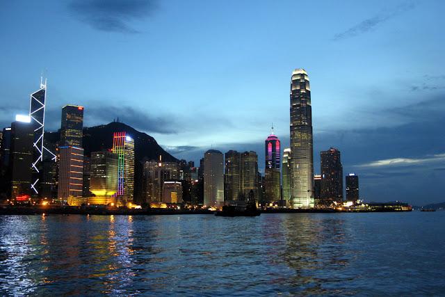 مدن هونج كونج