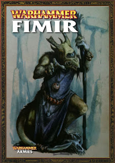 Warhammer Fantasy Fimir Army book cover photo