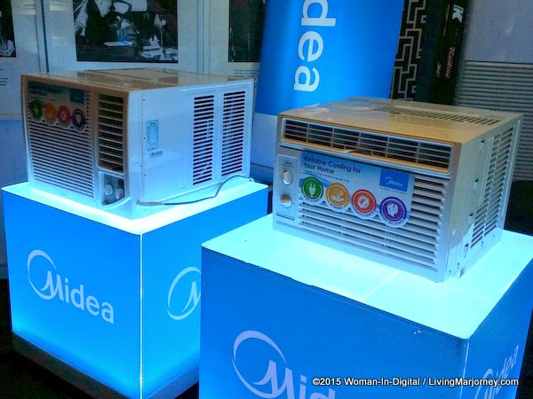 MIDEA- Stylish-Innovative-Air-Conditioners