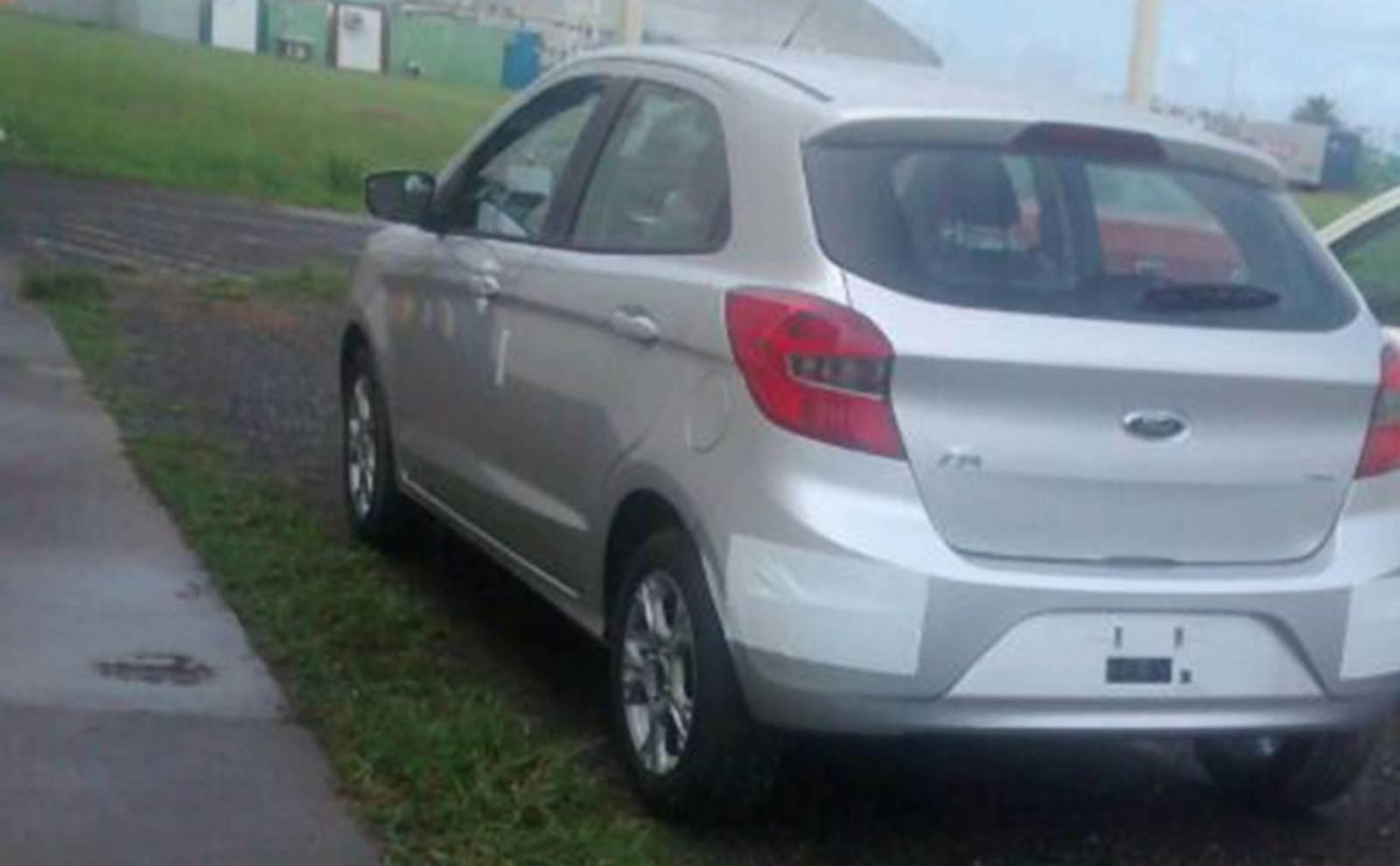 Novo Ford Ka 2015