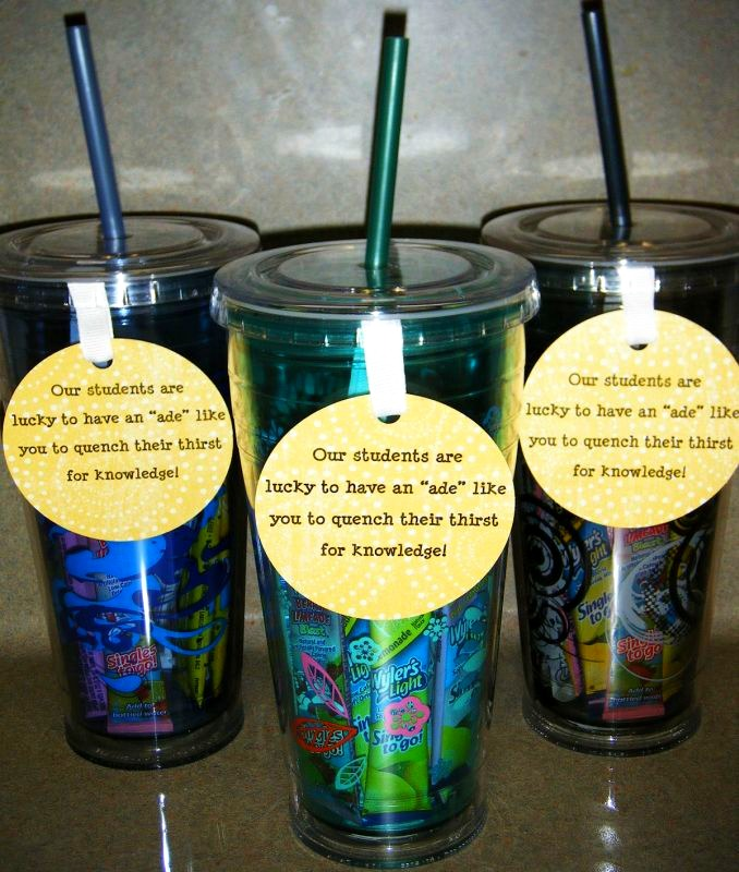 Not just for elementary teacher aid gifts for Gift ideas for assistants
