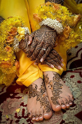 Bridal Mehndi Designs ;Inspiration beyond words. ~ Mayoon ...