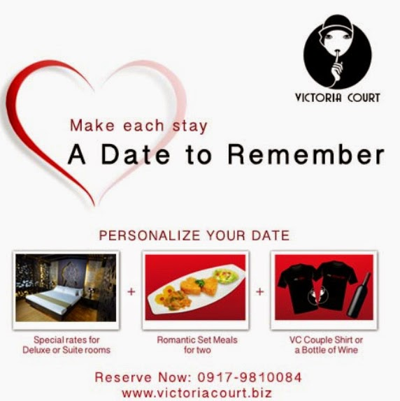 A Date To Remember at Victoria Court