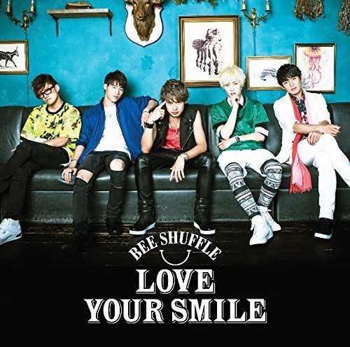 [Single] BEE SHUFFLE – LOVE YOUR SMILE (2015.09.02/MP3/RAR)