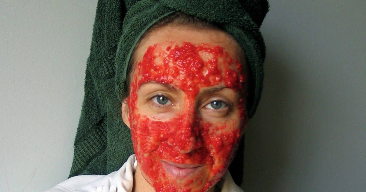 Handcrafted Spa Strawberry Honey Face Mask
