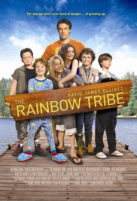The Rainbow Tribe, 2011, Movie, poster