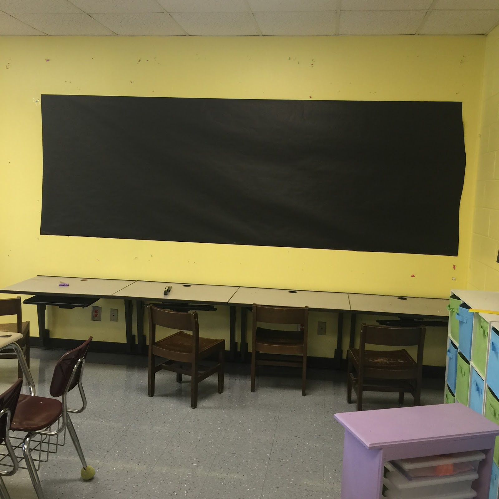 Life in First Grade: Classroom Decorating Day 3