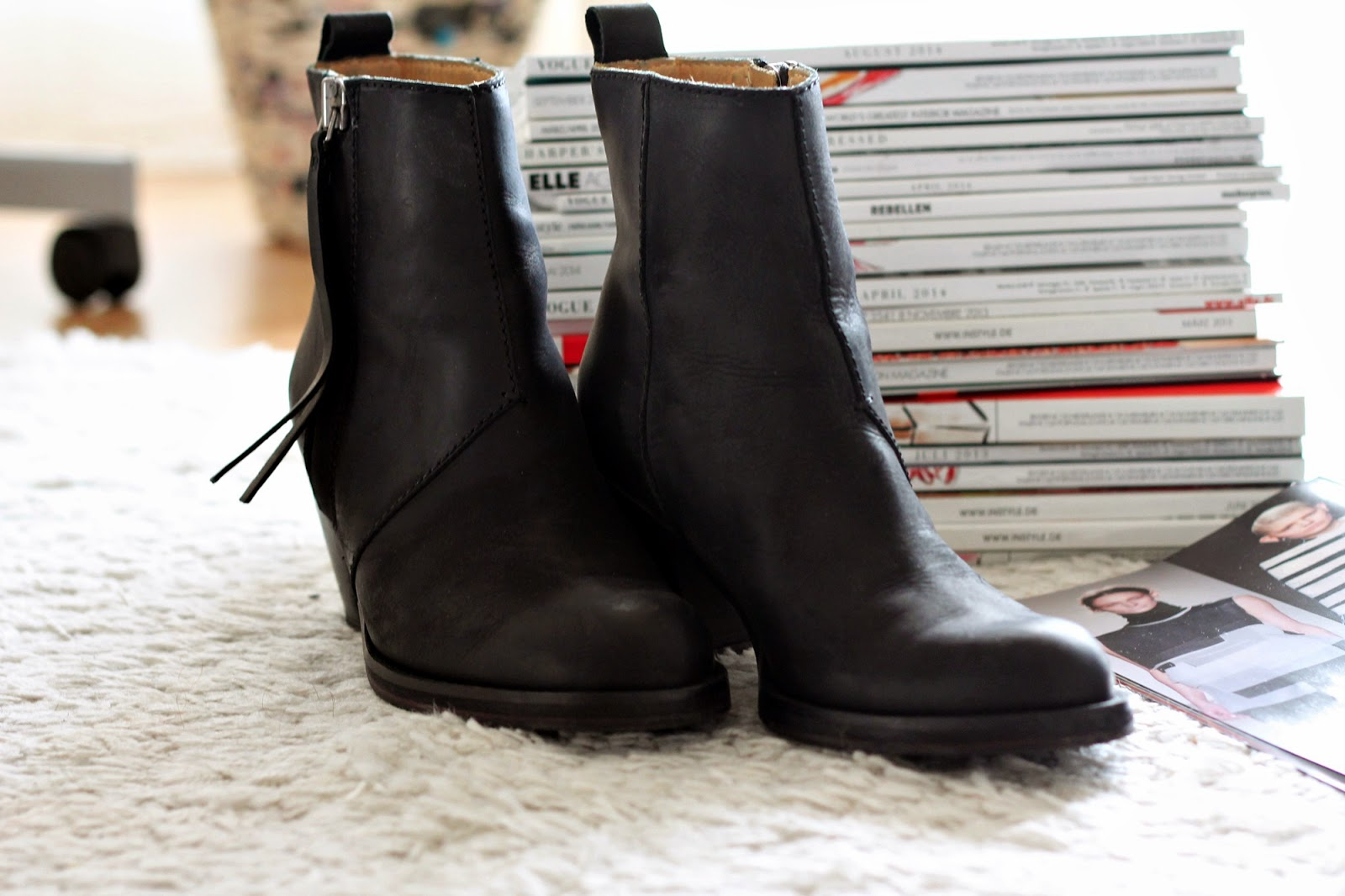 Acne Pistol Boots - Review