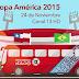 Canal 13 HD y TVN HD transmitirán sorteo de Copa América