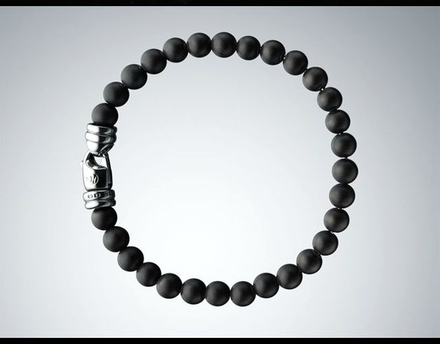 DavidYurman.Com - Beaded Bracelets for Men