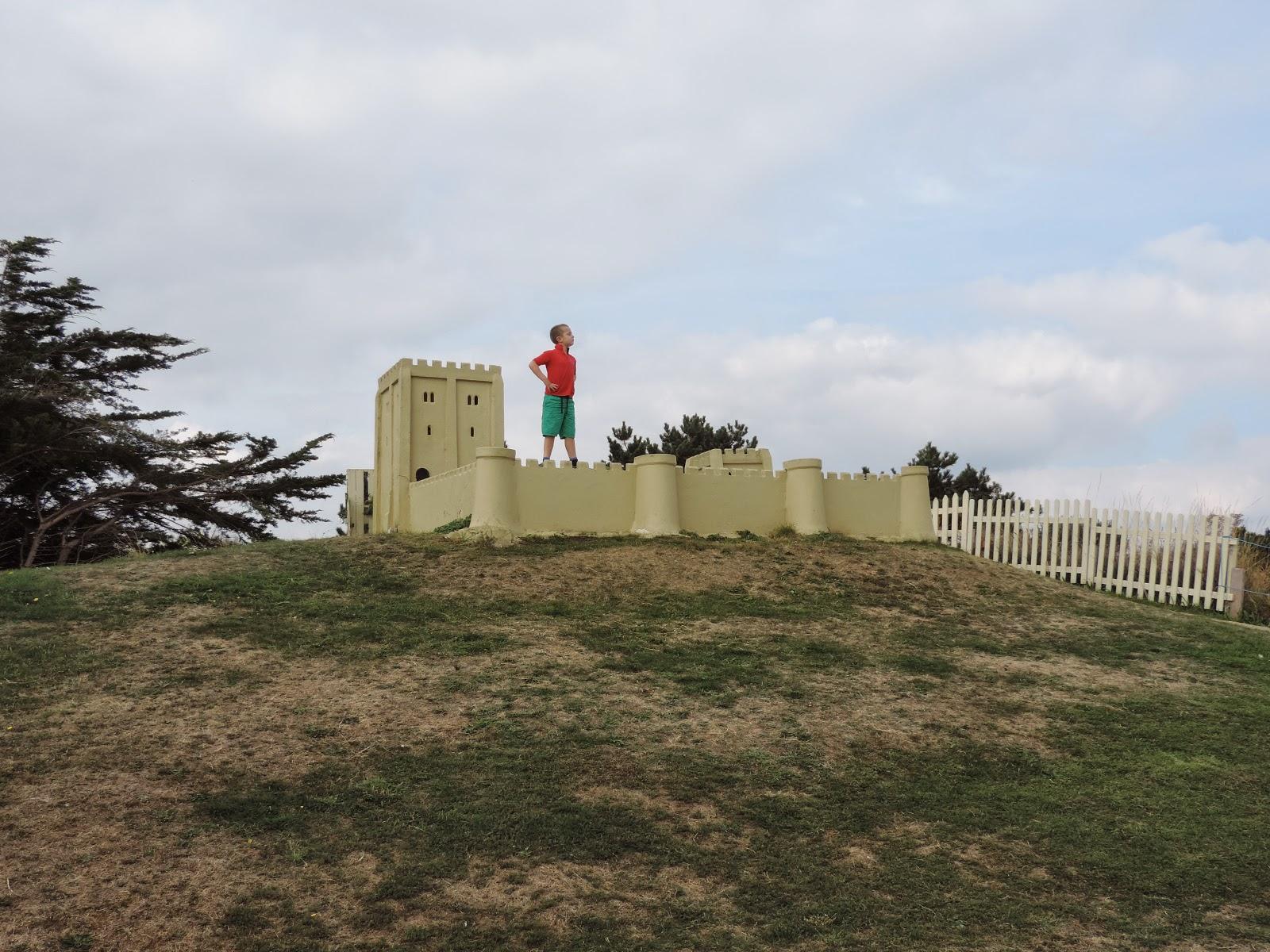 castle of model village portsmouth