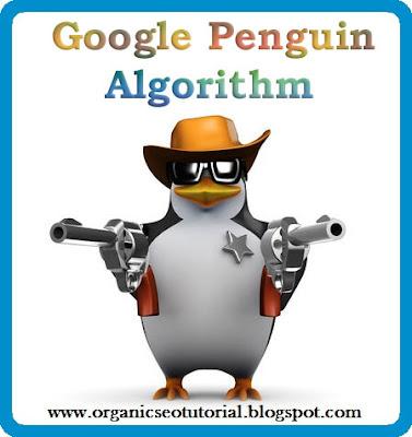 organic seo tutorial google penguin algorithm